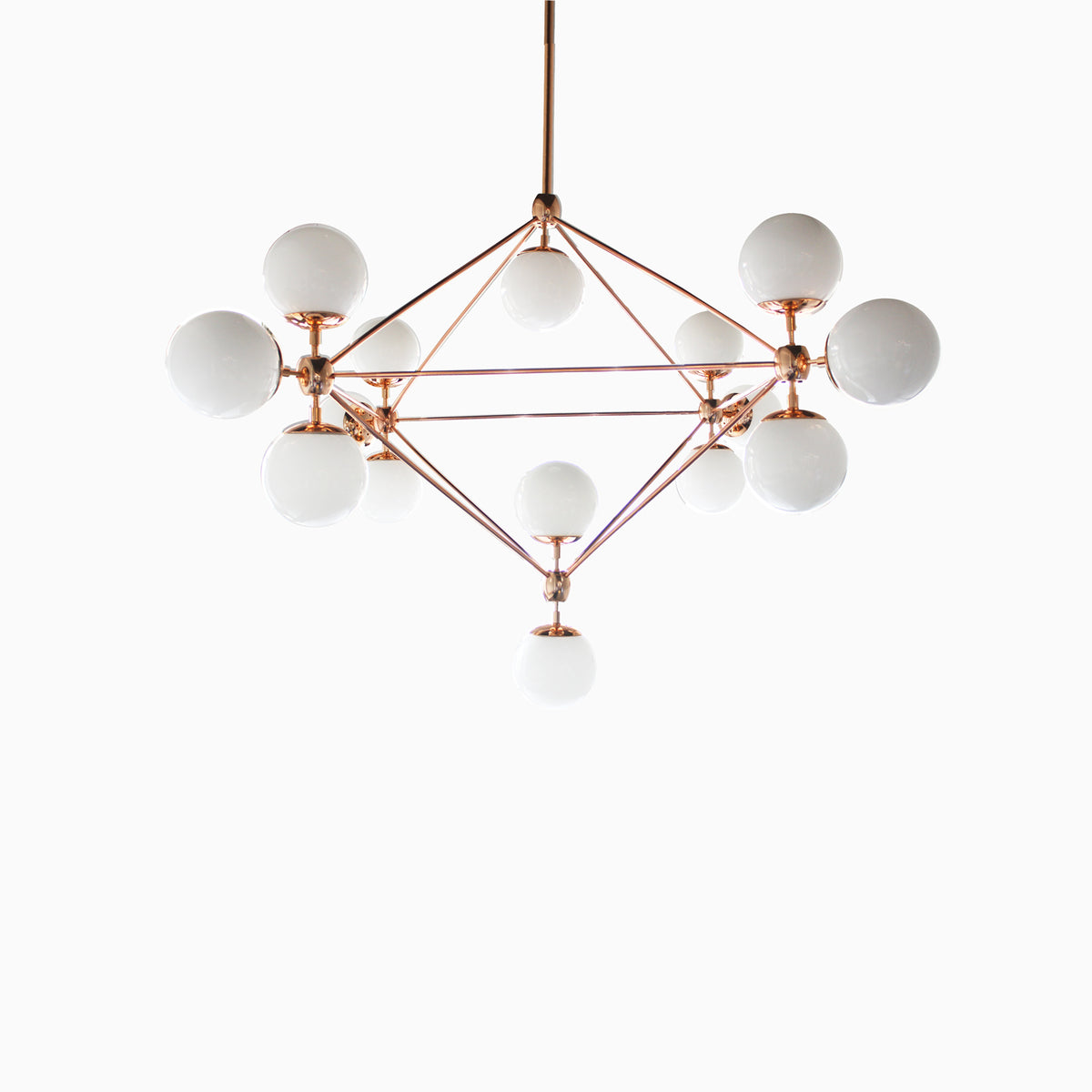 15 Blob Chandeliers - objects of interest