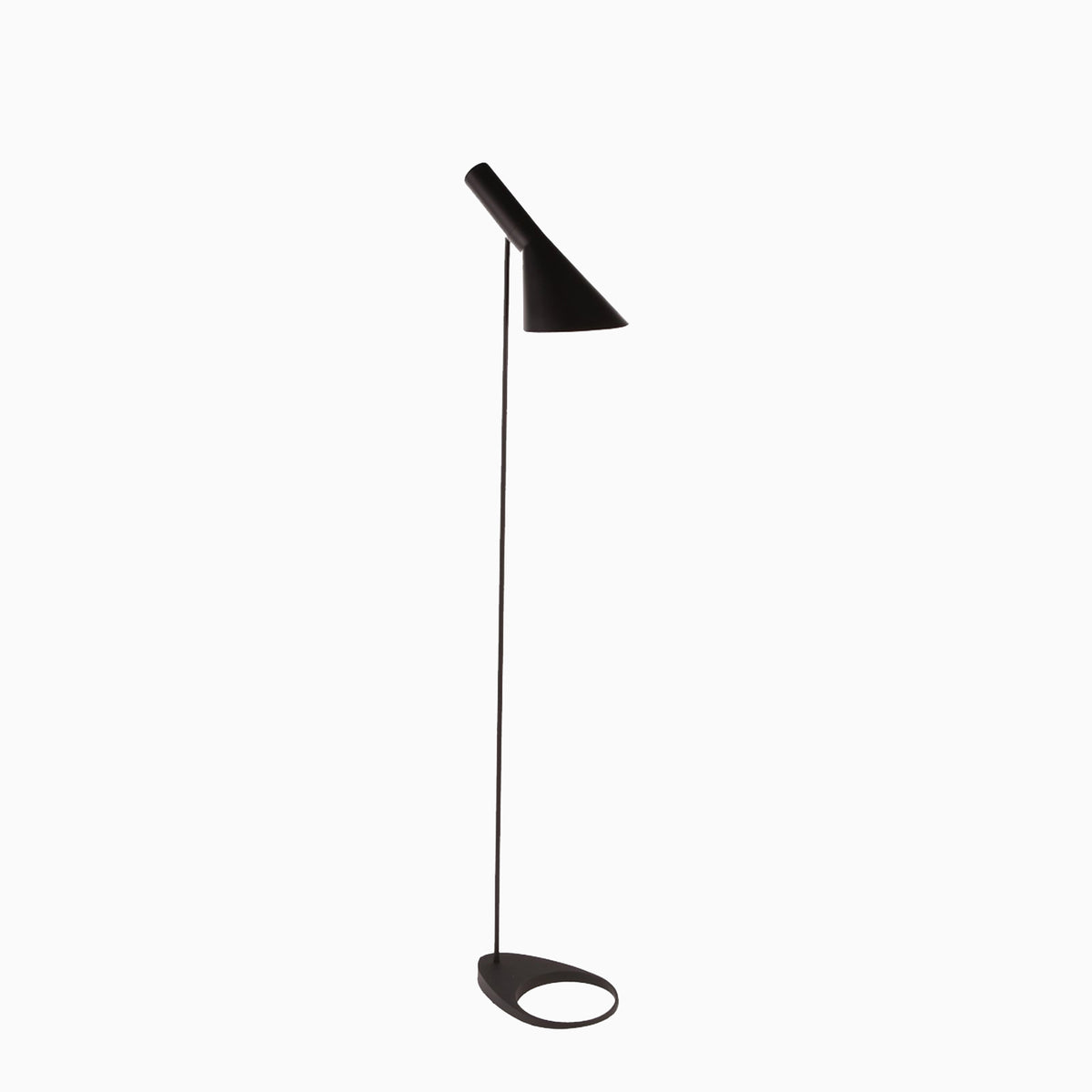 Charcoal Floor Lamp - objects of interest