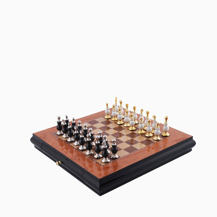 Chess Board - Objects of Interest