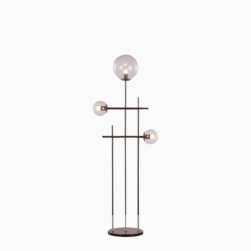 Divided Floor Lamp