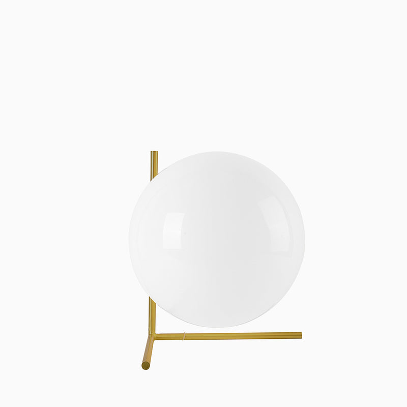 Globe Table Lamp III - objects of interest