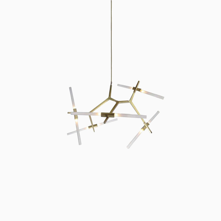 Light Stick Chandelier (X) - Objects of Interest