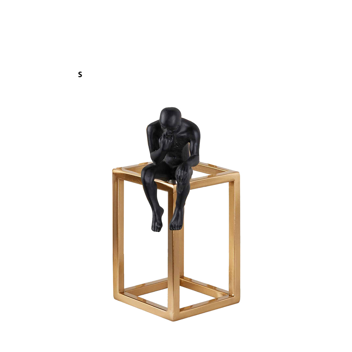 Thinker on Stand - objects of interest