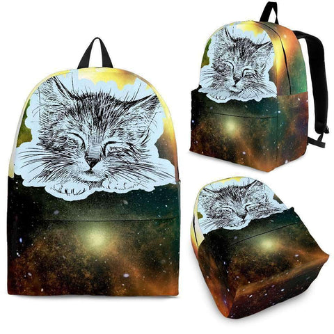 Space Cat Bag/Backpack