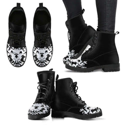 Love and Design White Toe Boot