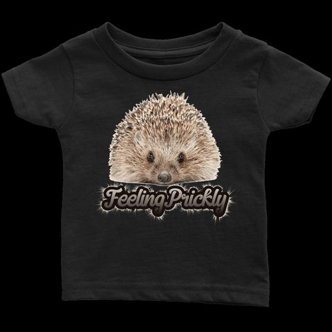 Feeling Prickly Hedgehog T-Shirt (select size first)