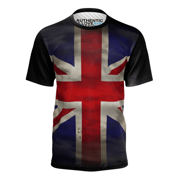 Authentic Love and Design Union Jack T-Shirt
