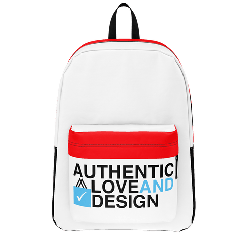 Authentic Love and Design Backback/Bag