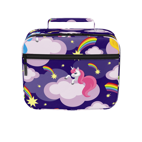 Unicorn Lunch Bag (Unicorn not included).
