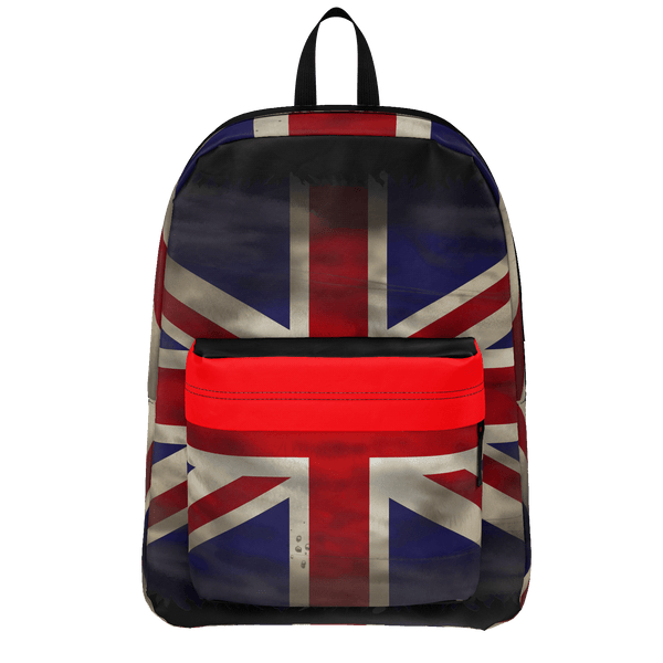 Authentic Love and Design Union Jack Backpack Bag
