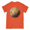 Image of UK Bitcoinblog.com Official T-Shirt Coin