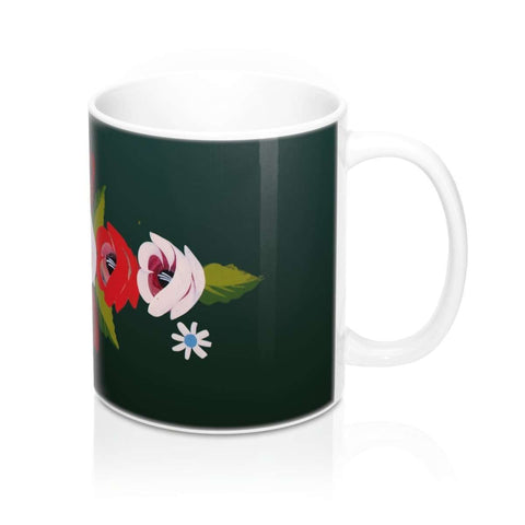 Narrow boat UK Canal Mug 11oz