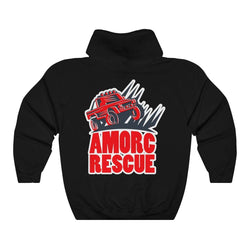 AMORC Rescue Unisex Heavy Blend Hooded Sweatshirt