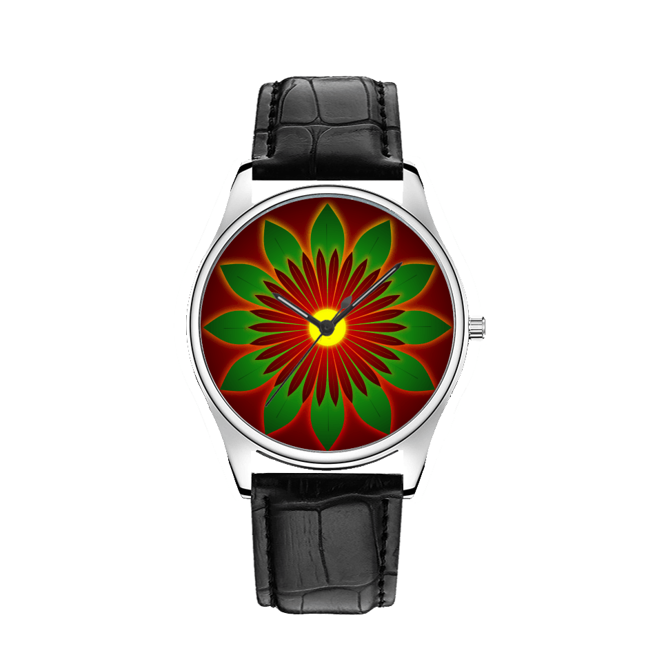 Love and Design Flower Watch