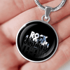 Image of Rock Legend Pendant on Bracelet and Necklace