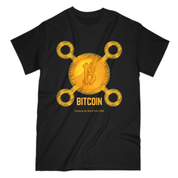 Bitcoin - changing the world since 2009 T-Shirt