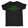 Love and Design It's a Land Rover Lynda offroad t-shirt