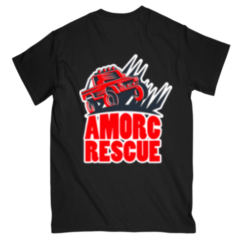 AMORC (Automotion Offroad Club) Rescue T-Shirt