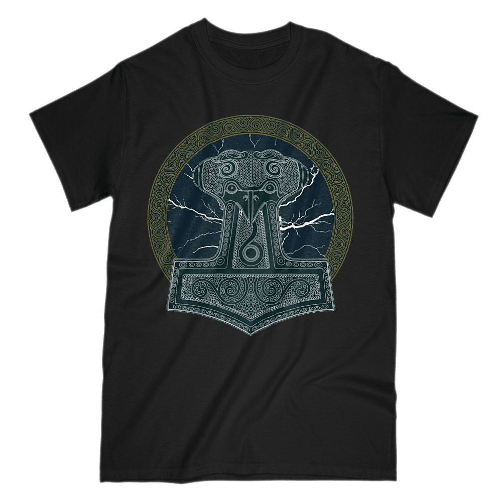 hammer of thor t shirt love and design