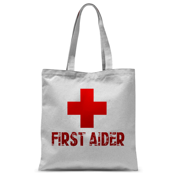 First Aider / First Aid Tote Bag