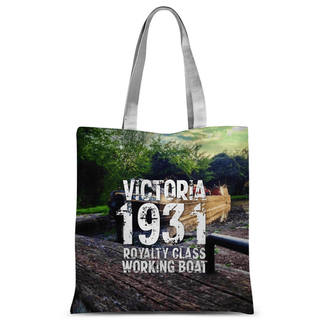 Victoria 1931 Royalty Class Working Boat Tote Bag