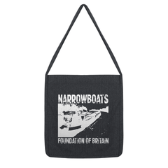 Narrowboats Foundation of Britain White Tote Bag