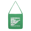 Image of Narrowboats Foundation of Britain White Tote Bag