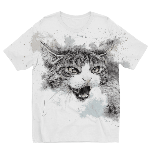 The Cat Kids Sublimation TShirt
