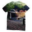 5 Things I Like, Victoria Working Boat Cider Version Sublimation T-Shirt