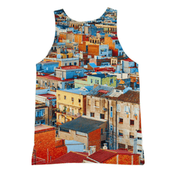 City Sublimation Vest