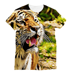 The Tiger Sublimation T-Shirt