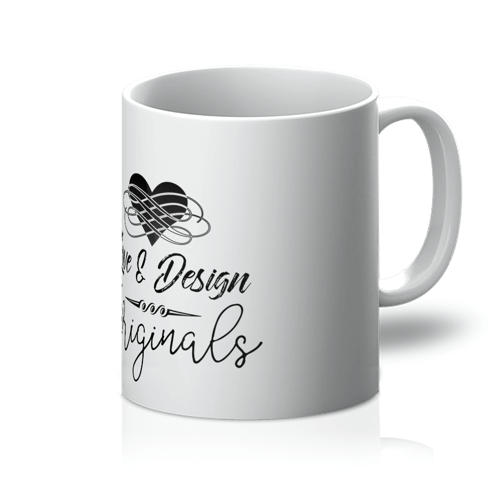 Love and Design Original Mug