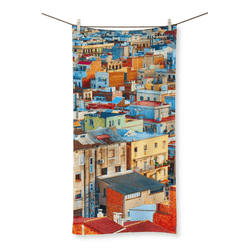 City Beach Towel