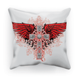 Cross and Wings Cushion