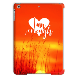 I Am Enough Tablet Case
