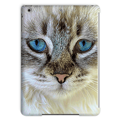 The Cat Face Tablet Case
