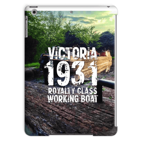 Victoria 1931 Royalty Class Working Boat Tablet Case