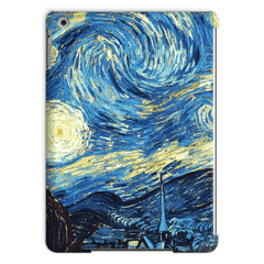 The Starry Night by Vincent Van Gough Tablet Case