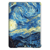 Image of The Starry Night by Vincent Van Gough Tablet Case