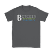 Love and Design Bitcoin Miner Ladies T-Shirt
