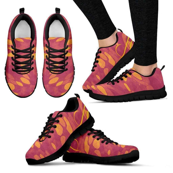 Autumn Leaves Sneakers