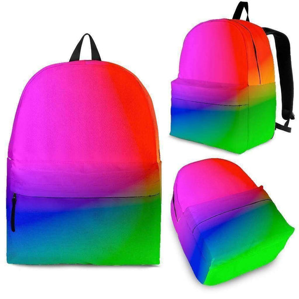 Rainbow Backpack our Exclusive Design