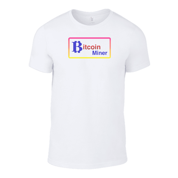 Exclusive to Love and Design - Bitcoin Miner T
