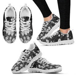 Daisy Gray Sneakers