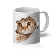 The Cat Escapes Mug
