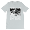 Image of Love and Design Brand - The Mallard 126 MPH Steam Train Kids TShirt