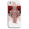 Image of Love and Design Brand - Cross and Wings Courage Phone Case
