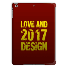 Love and Design 2017 Love and Design 2017 Tablet Case