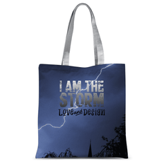 I am the Storm Tote Bag