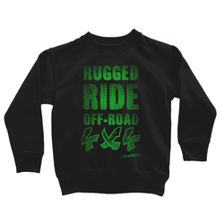 Love and Design Rugged Ride Off-Road 4x4 Love and Design Brand Kids Sweatshirt